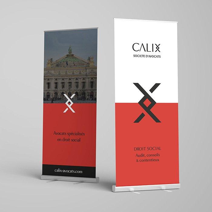 Rollup Calix avocats