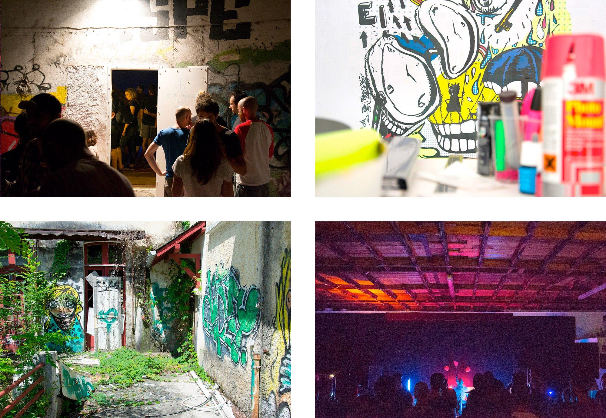 Photos issues du site PauCapitale